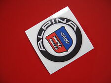 ALPINA BMW wheel centres sticker/decal x4