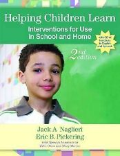 Helping Children Learn: Intervention Handouts for Use in School and at Home...