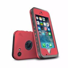 Waterproof Lifeproof Shockproof Dirtproof ID Case Cover For Apple iPhone 5 5S SE