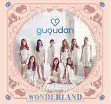 "K-POP GU9UDAN DEBUT ALBUM ""ACT 1 THE LITTLE MERMAID "" [PHOTOBOOK + CD + JACKET]"
