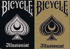 Bicycle Illusionist Playing Cards 2 Deck Set  - Limited Edition- SEALED
