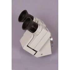 Oblique head Carl Zeiss Jena at 45° with eyepieces OPMI universal
