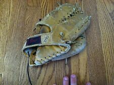 VERY OLD Pro Sports 355 vintage baseball glove mitt professional model custom