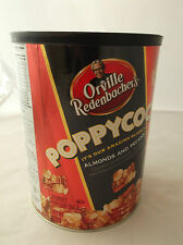 POPPYCOCK BUTTER ALMOND & PECANS TIN OF SWEET POPCORN 850g NEW