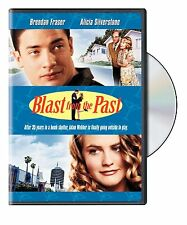 Blast from the Past By Brendan Fraser & Alicia Silverstone (DVD)