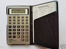 Scientific Calculator Casio fx-68, wissenschaflicher MINI-CALCOLATRICE #160