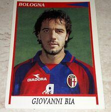 FIGURINA CALCIATORI PANINI 1998/99 BOLOGNA BIA ALBUM 1999