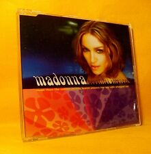 MAXI Single CD Madonna Beautiful Stranger 3TR 1999 Australia Psychedelic House