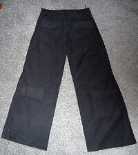 CYBER DOG LONDON pair of black women's trousers size Medium
