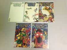 ZERO HOUR CRISIS IN TIME  #0-4 DC COMPLETE SET SUPERMAN BATMAN WONDER WOMAN
