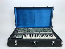 Vintage Roland SH-7 with Flight Case for parts or repair