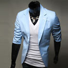 Herren Formeljacke Jacke Sakko Anzug Blazer Jacket Männer Veste Coat Suit Mantel