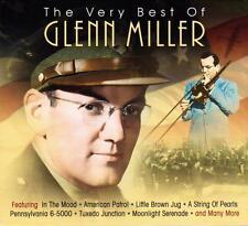 GLENN MILLER - THE VERY BEST OF (NEW SEALED 2CD)