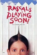 THE LITTLE RASCALS Movie POSTER 27x40 B Daryl Hannah Courtland Mead Travis
