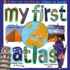 My First Atlas (Where on Earth?), Williams, Mark, Good Book