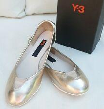 Y3 Y-3 Adidas Yamamoto 36,5 2,5 Ballerinas Slipper Mokassins Schuhe neu UVP230 €