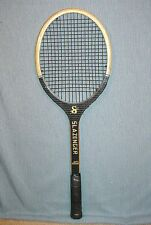 VINTAGE SLAZENGER FUTURA WOOD GRAPHITE TENNIS RACQUET MADE IN JAPAN