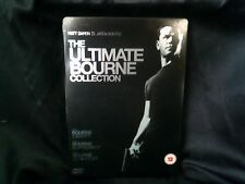 The Ultimate Bourne Collection: Identity/ Supremacy/ Ultimatum (DVD, 2007)