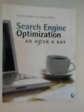 Search Engine Optimization : An Hour a Day by Jennifer Grappone and Gradiva...