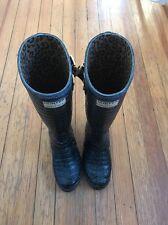 Hunter Jimmy Choo Tall Rain boots Size 8