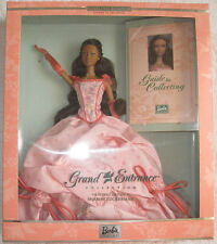 Grand Entrance African American 2nd in Series Collector Edition Barbie Doll..New