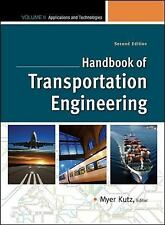 Handbook of Transportation Engineering Volume II, 2e (Mcgraw-Hill Handbook), Mye