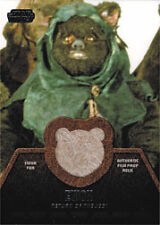 Star Wars Jedi Legacy Relic Costume Card ER-8 Ewok Fur
