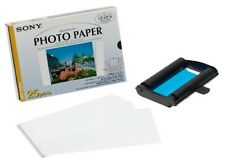 Sony UPC-10P34 Photo Cartridge and Paper for UP-DP10 Printer (4x5-3/8 25 Sheets)