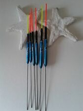 HAND MADE POLE FISHING FLOATS - RIZOV RF58 - 6 PCS. - 2x0.4/0.6/0.8 GR.