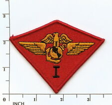 USMC 1st Marine Aircraft Wing PATCH Class-A worthy! 1st MAW 1st Air Wing Marines