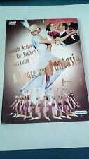 "DVD ""ASI NACE UNA FANTASIA"" CON FUNDA CARTON GEORGE MARSHALLL"