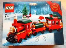 !! Genuine New Limited Edition Lego Christmas Train 40138 Factory Sealed MISB !!