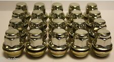 20 X M12 X 1.5 STANDARD REPLACEMENT ALLOY WHEEL NUTS FIT FORD P100 PICK UP 82 92