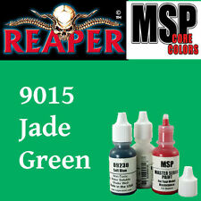JADE GREEN 9015 - MSP core 15ml 1/2oz paint peinture figurine REAPER MINIATURE