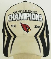 Arizona Cardinals Conference Champions embroidered adjustable Baseball Hat Cap