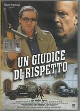 Un giudice di rispetto (2002) DVD