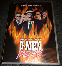 G-MEN FROM HELL-Murdered WILLIAM FORSYTHE, TATE DONOVAN in Hell, want Heaven