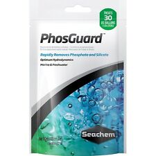 Seachem PhosGuard phosphate remover filter media - 100g bag