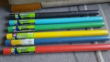6 x pacon fadeless bulletin board paper 2 ft x 12 ft new