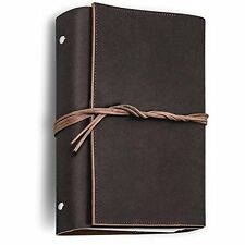 Paper Pret PAPER PRET Handmade Leather Journal Refillable Notebook for Men &