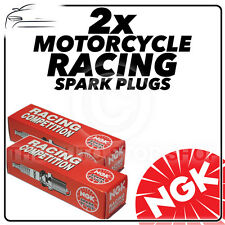 2x NGK Spark Plugs for DUCATI 916cc 916 SPS Fogarty Replica 98-  No.6839