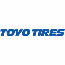 "2x Toyo Tires Logo 6"" Decal Sticker car truck window laptop wheel suv offroad"