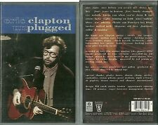 K7 VIDEO - ERIC CLAPTON EN CONCERT LIVE : UNPLUGGED