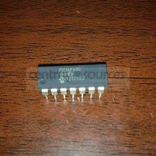 5PCS PIC16F630-I/P 16F630 PIC16F630 Flash 14-pin  Microchip DIP