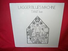 LAGGER BLUES MACHINE Tanit Live 1970 LP BELGIUM Progressive 2012 NEW SEALED