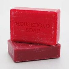 10 x Falcon Red Carbolic Household Soap