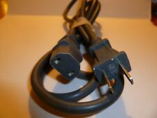 Official Xbox 360 2 Prong Power Cable Cord