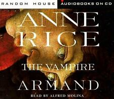 The Vampire Armand Rice, Anne, Vampire Chronicles New York, N.Y.