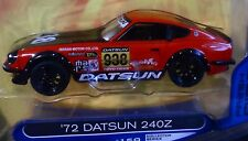 JADA 72 1972 DATSUN 240Z RACE CUSTOM STYLE DETAILED COLLECTIBLE CAR RARE