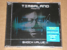 TIMBALAND presents SHOCK VALUE II - CD SIGILLATO (SEALED)